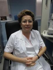 Д-р Стела Минчева Шаханова-Маркова