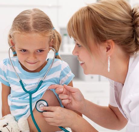 детски лекар