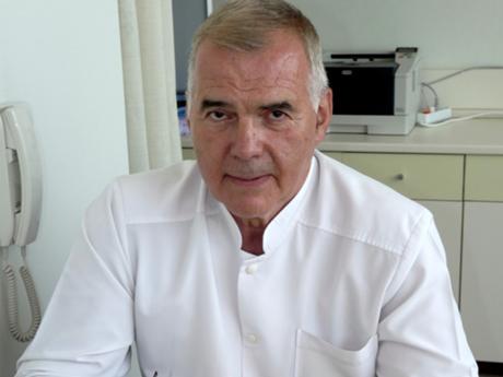 Професор Огнян Бранков - Токуда